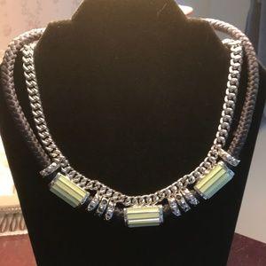 "lia sophia Instaglam necklace 18-21"" Rope & Chain"
